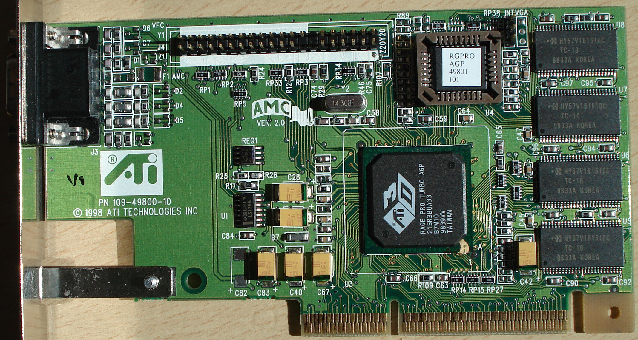 Drivers Installer for RAGE PRO TURBO AGP 2X