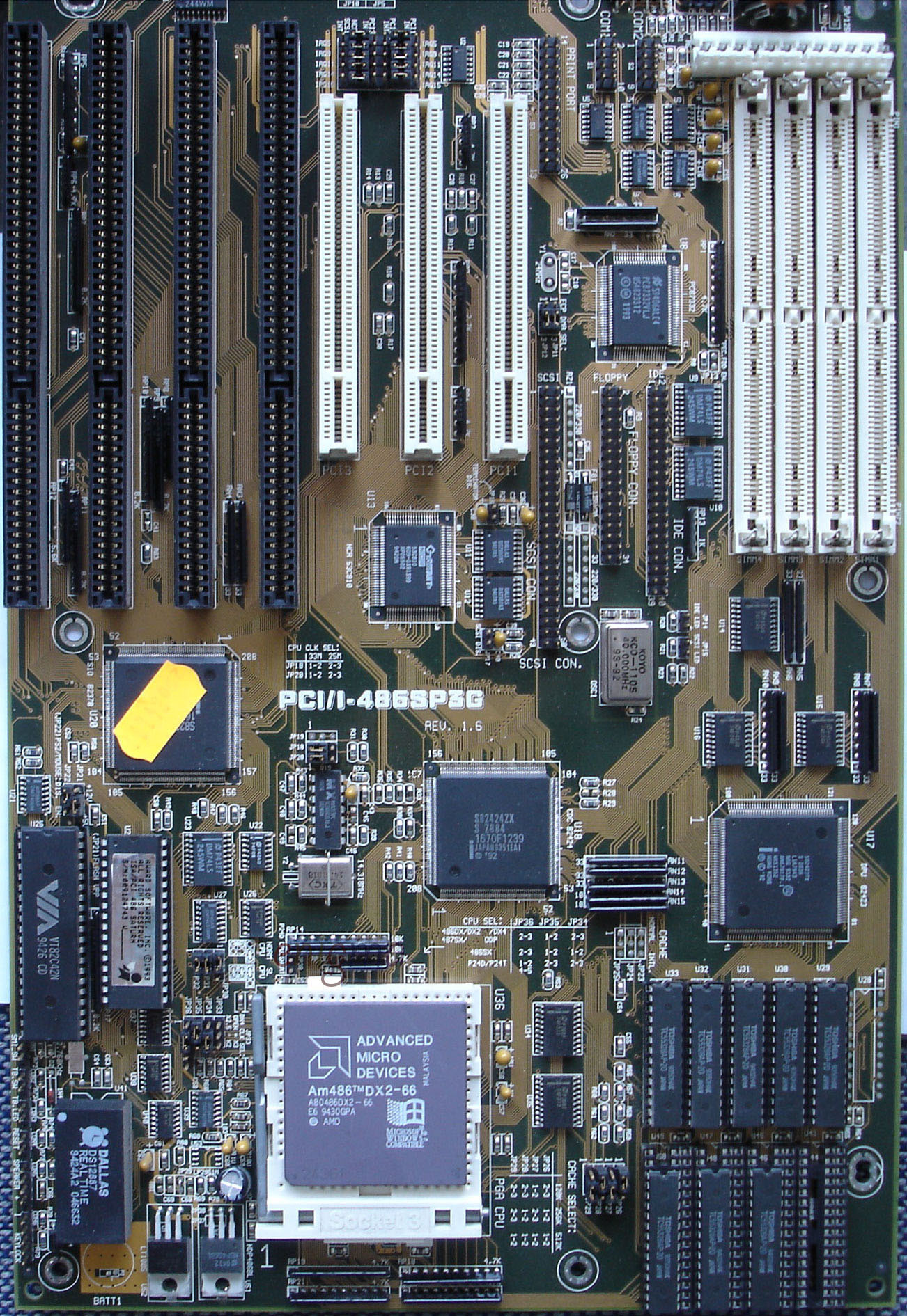 ATI SYMBIOS 8951U SCSI DRIVERS
