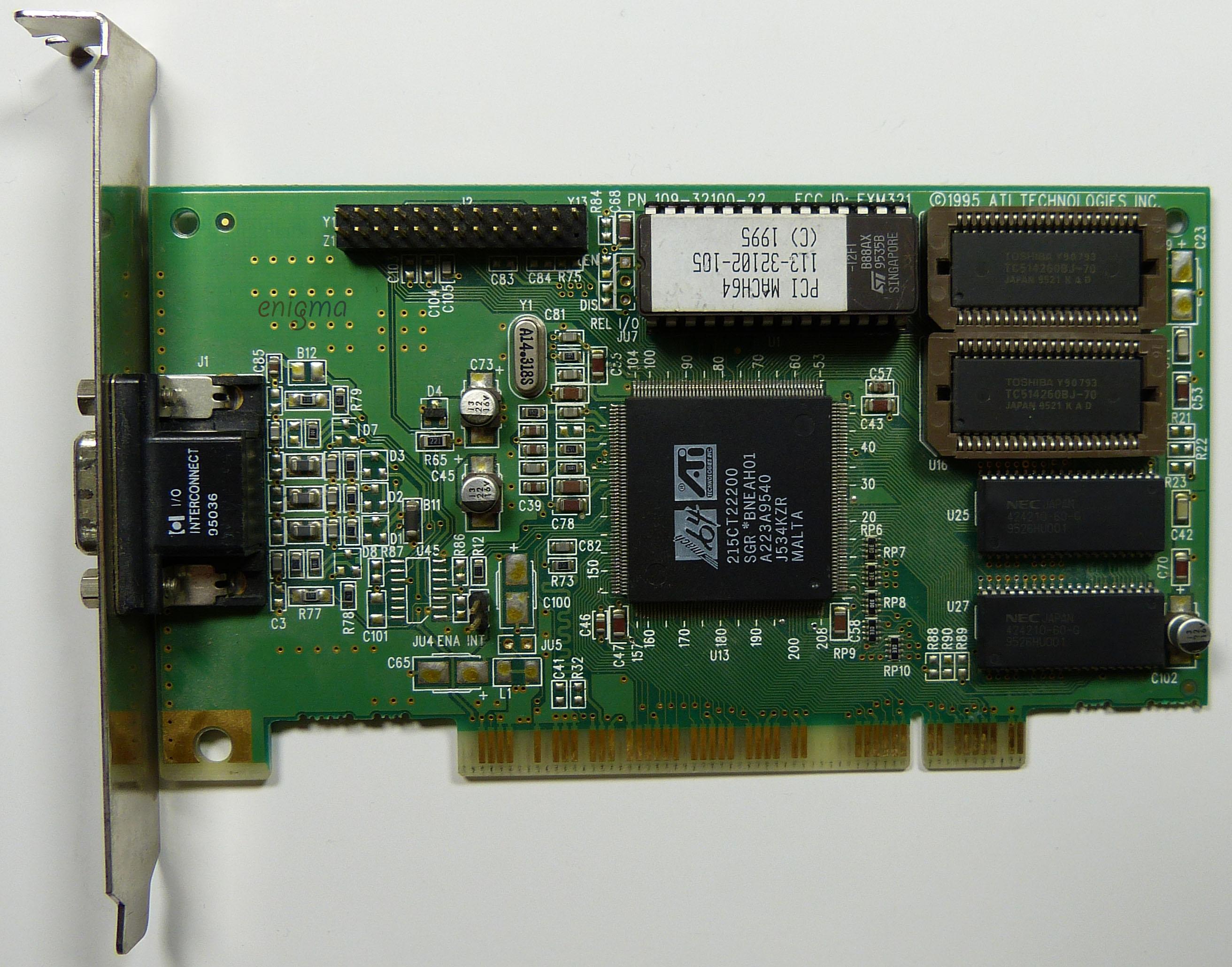 ATI MACH64 CT DRIVER FOR MAC
