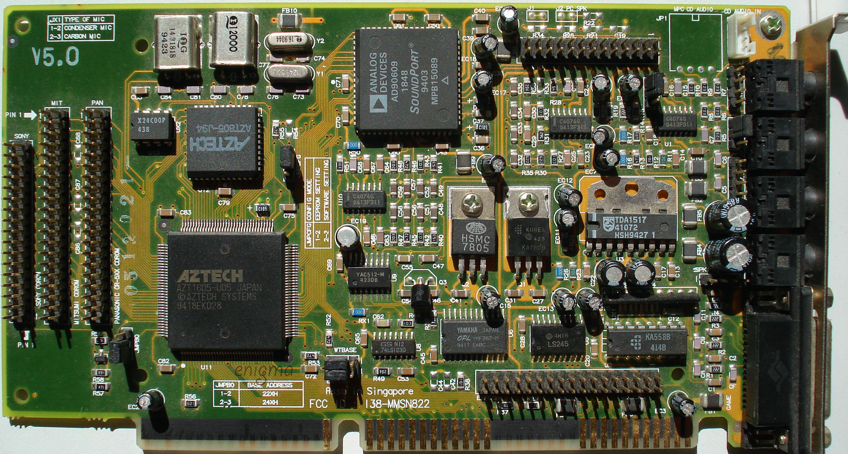 Aztech HP MPU-401 Drivers Windows
