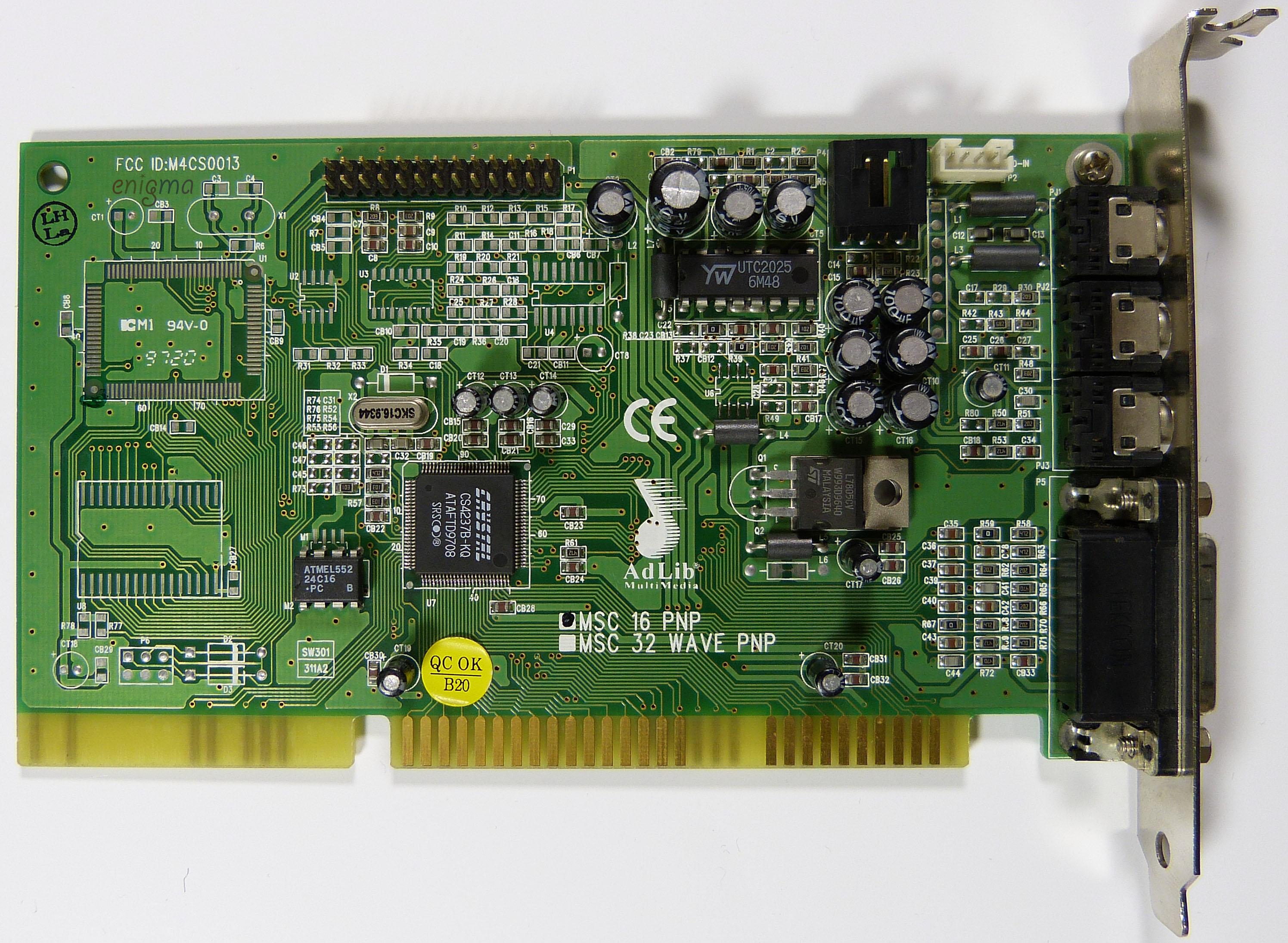 ADVANCE LOGIC MPU401 DEVICE DRIVERS FOR PC