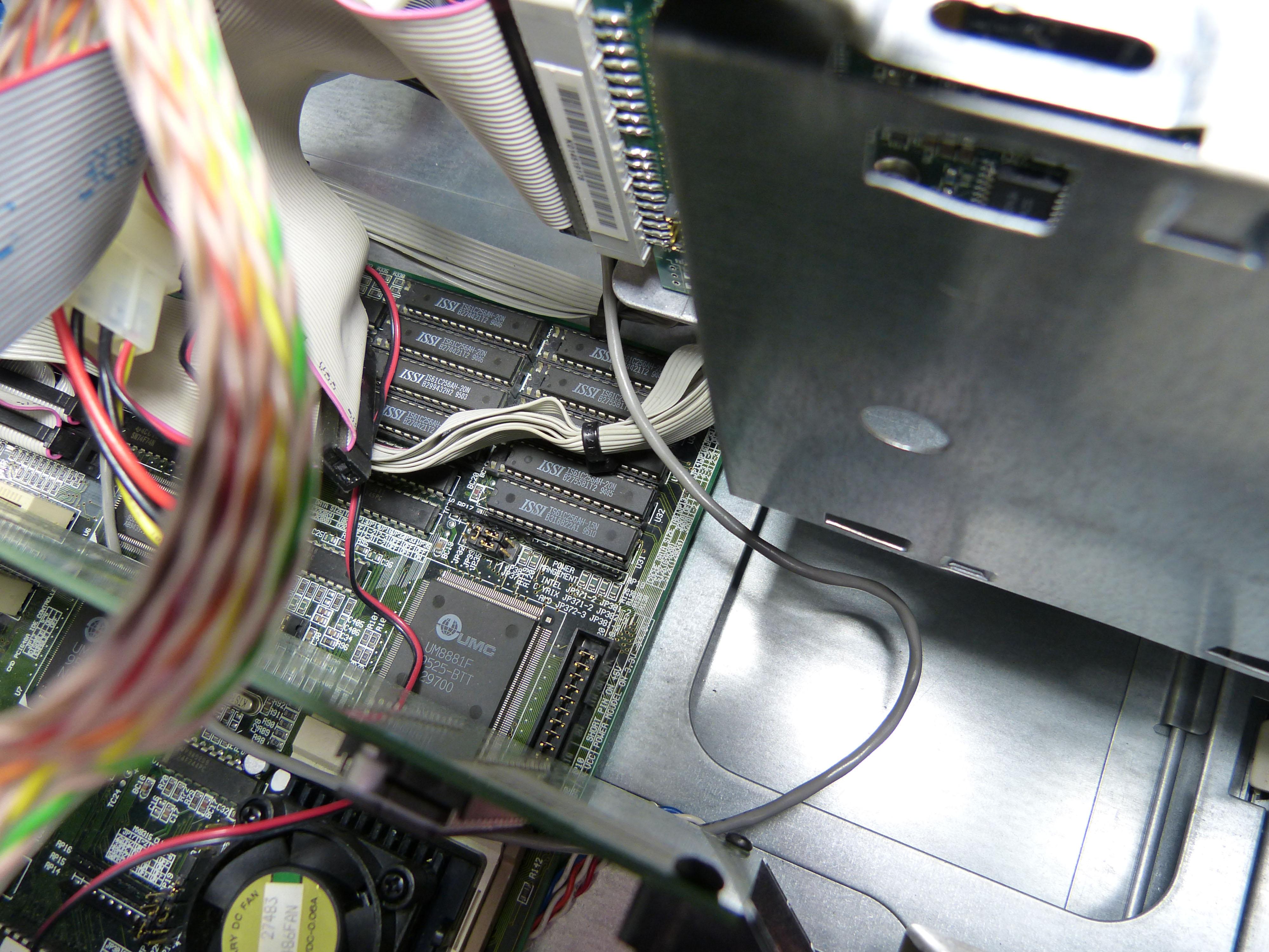 retronn de x86 Computer Overview